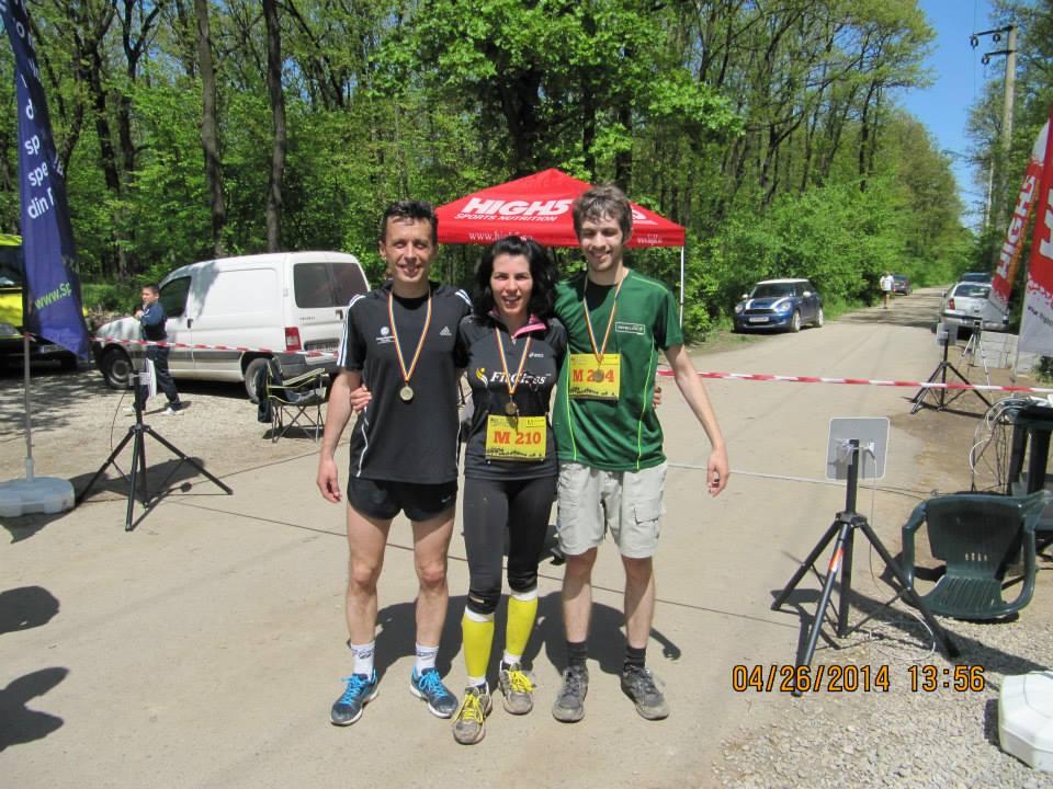 Cenica Spring Trail Running Marathon