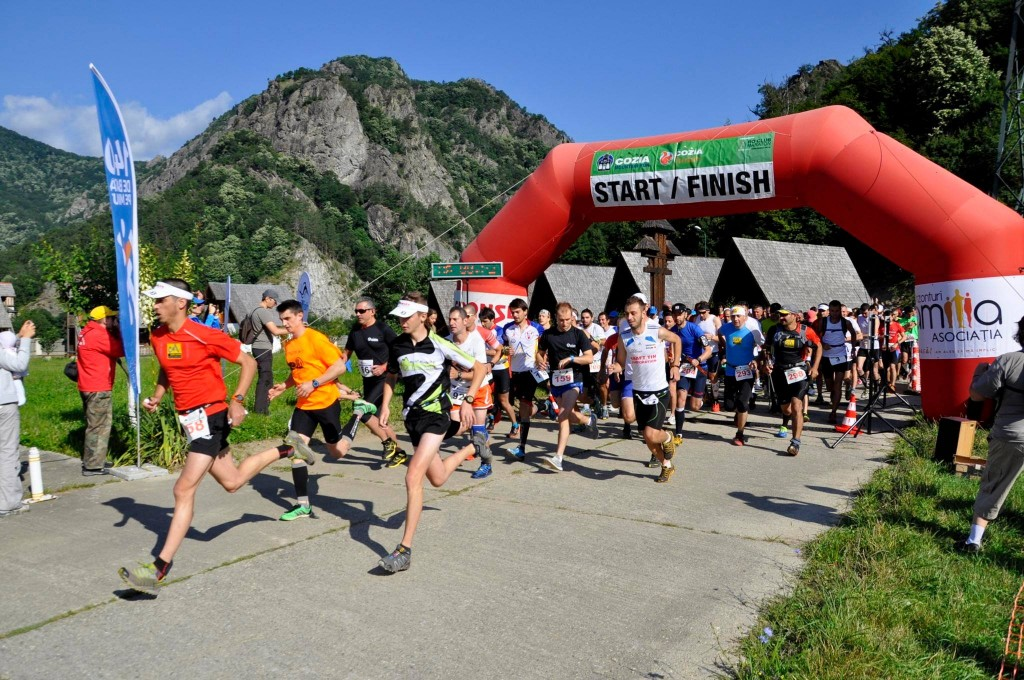 Cozia Mountain Run 2014
