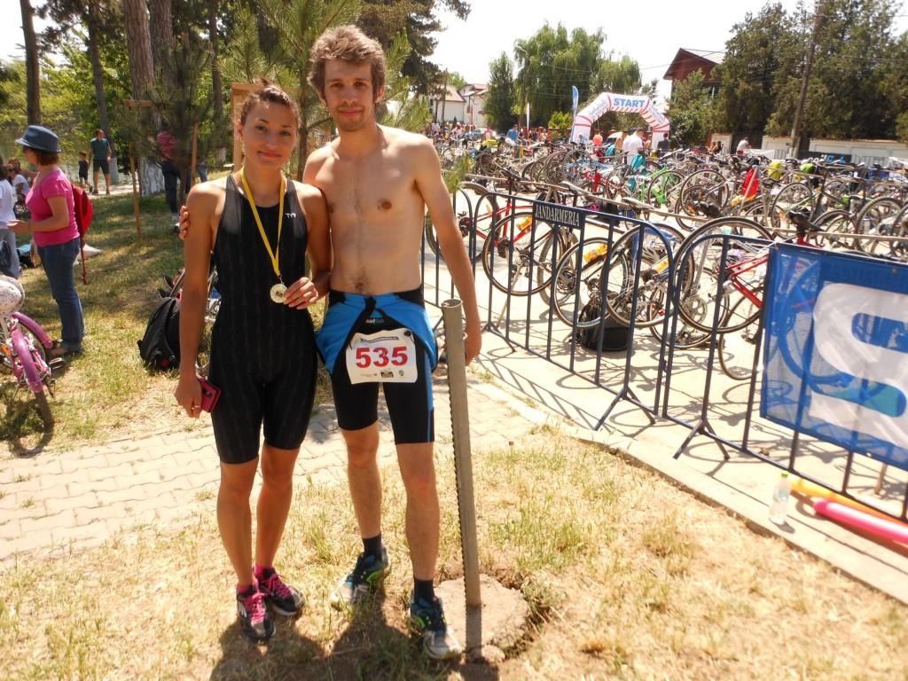 Flory Cris Pegas Triatlon Buftea 2015