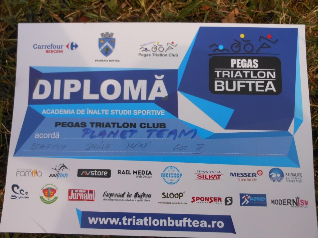 Pegas Triatlon Buftea